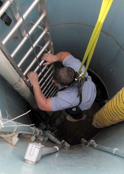 Confined Space Entry & Rescue Training | Three Sixty Safety