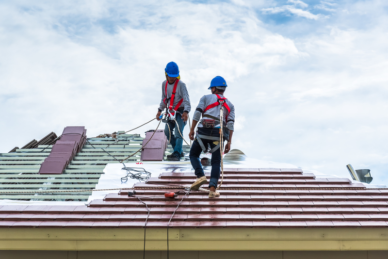 U.S. Department of Labor Cites Two Florida Roofing Contractors For Exposing Employees to Fall Hazards