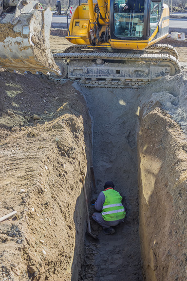 U.S. Department of Labor Updates National Emphasis Program on Trenching and Excavation Safety